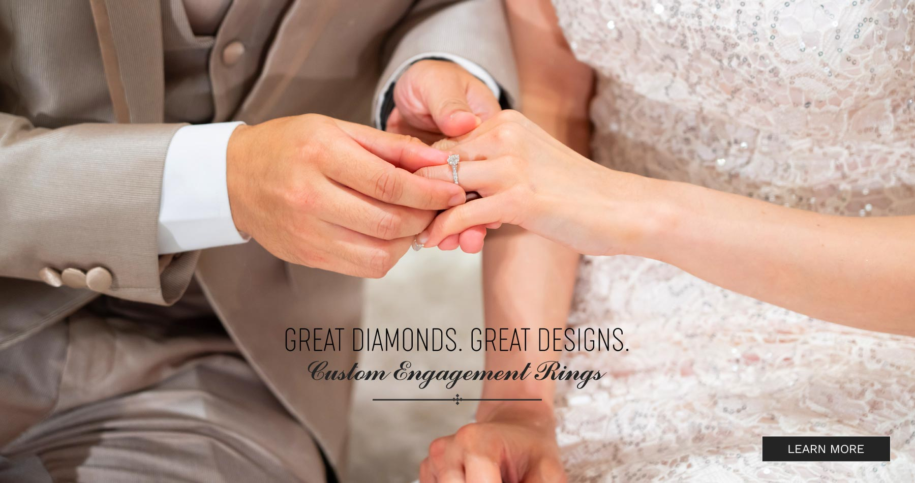 Custom Engagement Rings Available At Tulsa Diamond House